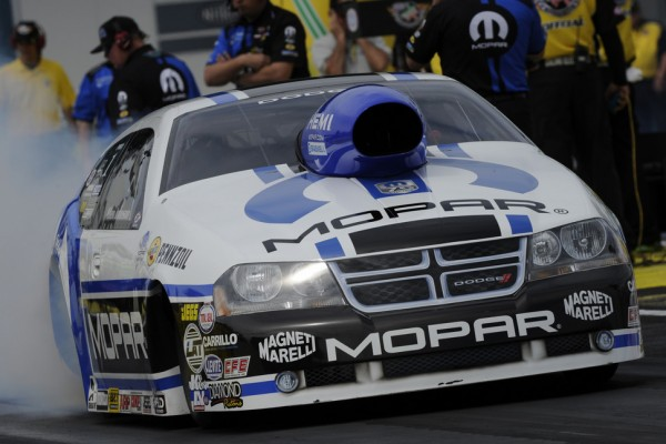 Defending Pro Stock champion Johnson seeking more success at  Kansas Nationals