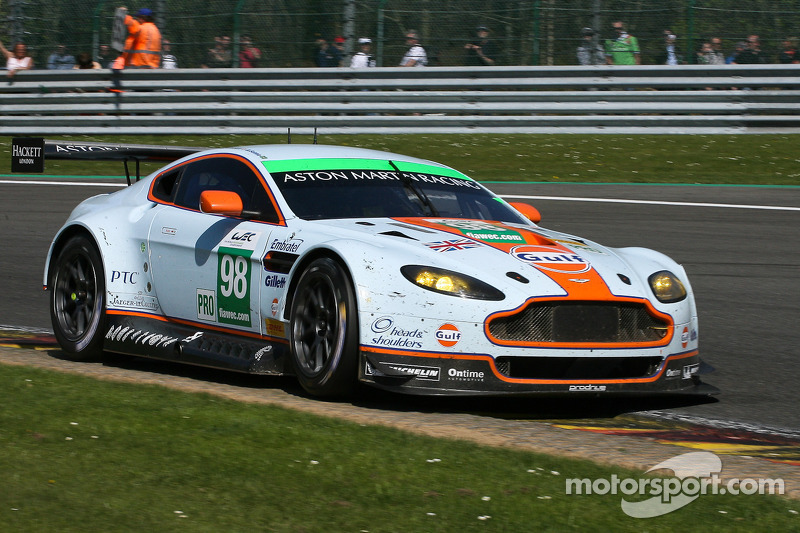 Aston Martin Racing ready to take on the 24 Hours of Nürburgring