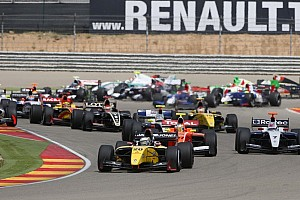 Formula 3.5 Preview Breakaway time for Magnussen and Vandoorne?