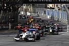 GP2 tyres ready for the twists, turns and glamour of Monaco