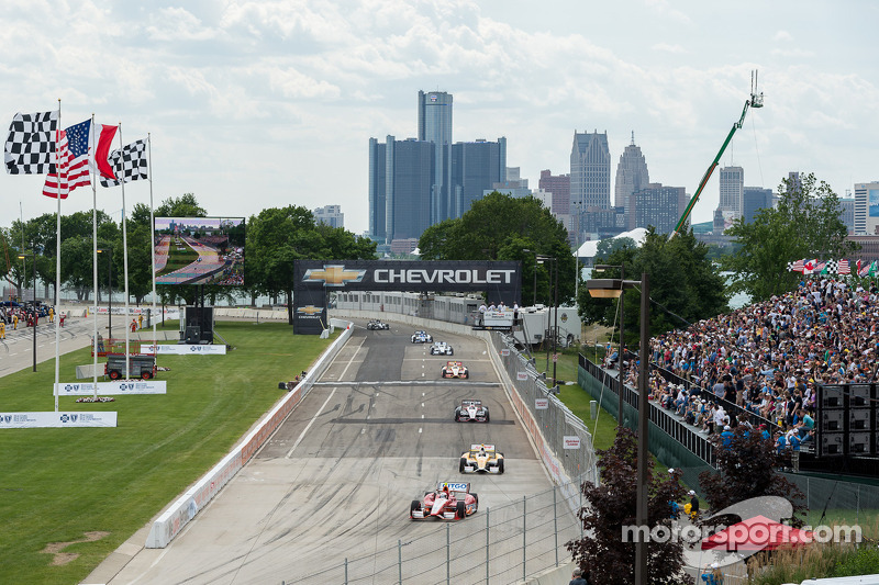 IndyCar Series qualification rules for 2nd race on double-header weekends