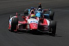 Wilson posts fastest race lap at Indy 500
