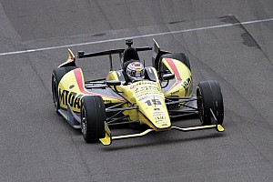 Ups and Downs for Jack and Rahal on Indianapolis 500