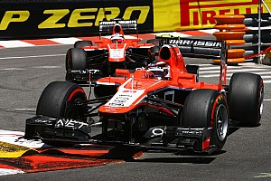 Formula 1 Breaking news Marussia to announce Ferrari deal in Canada