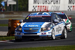 WTCC Preview MacDowall eyeing success as championship debuts in Moscow