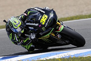MotoGP Practice report Yamaha' s Crutchlow makes fast start at magnificent Mugello