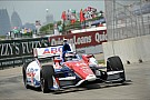 19th place finish on 'Dual 1' in Detroit disappointed AJ Foyt's Sato