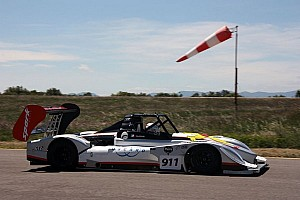 Hillclimb Breaking news Romain Dumas preparing for record attempt at Pikes Peak at full throttle