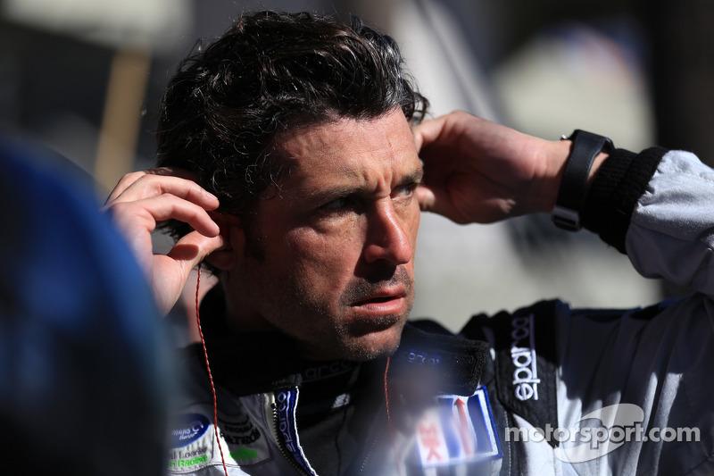 2013 Le Mans 24 Hours - Patrick Dempsey live on Web TV
