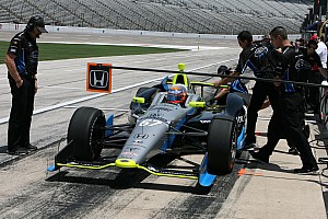 IndyCar Race report Texas transfers 4th top-10 finish for Newgarden