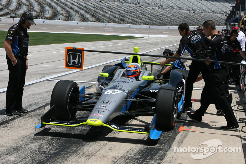 Texas transfers 4th top-10 finish for Newgarden