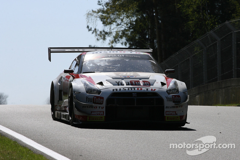 Nissan next 'lounge to Le Mans' star ready to race