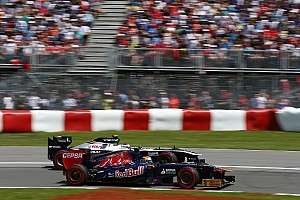 Formula 1 Race report Solid 6th finish for Toro Rosso's Vergne in Montreal