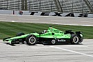 Franchitti Sixth, Dixon encounters mechanical problems at Texas