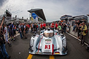 2013 Le Mans 24 Hours the Web TV up and running on Sunday 16th June!