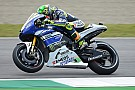 Rossi takes charge in Catalunya