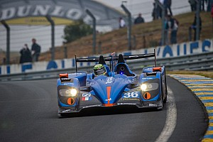 Le Mans Testing report Alpine A450 and Nelson Panciatici in the starting blocks