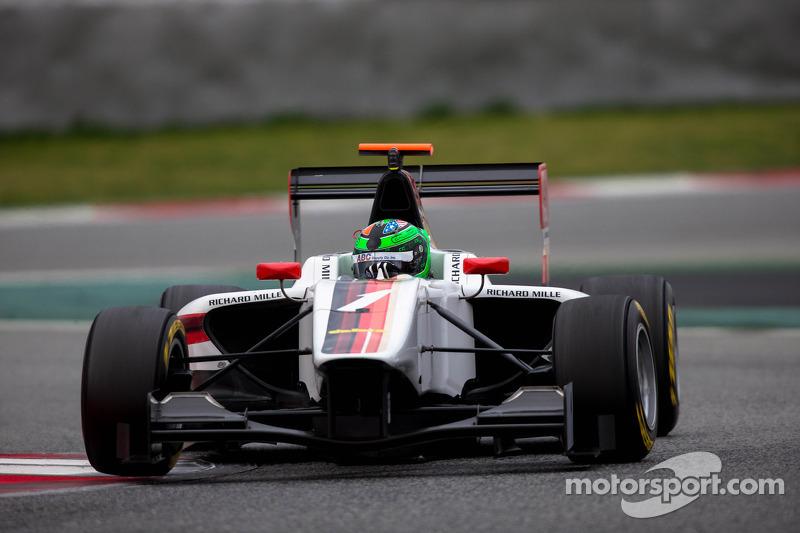 Conor Daly triumphant in Valencia Race 1