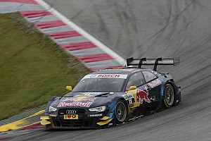 DTM Race report 'Rocky' takes lead for Audi at the Lausitzring