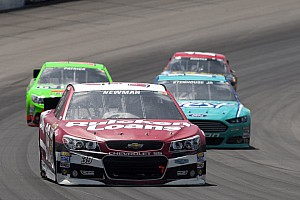 NASCAR Sprint Cup Race report No luck for Newman in Irish Hills
