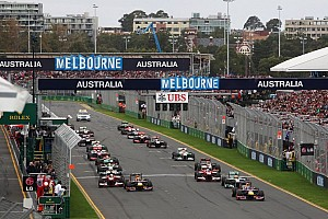 Formula 1 Breaking news Melbourne admits loss of season open date likely