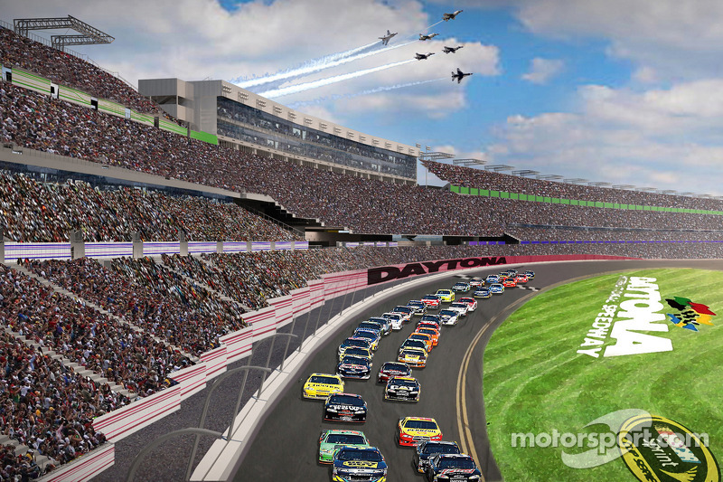 Multi-million dollar renovations approved for Daytona
