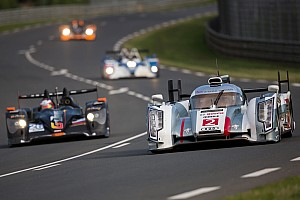 Le Mans Qualifying report All Audi cars in front at Le Mans