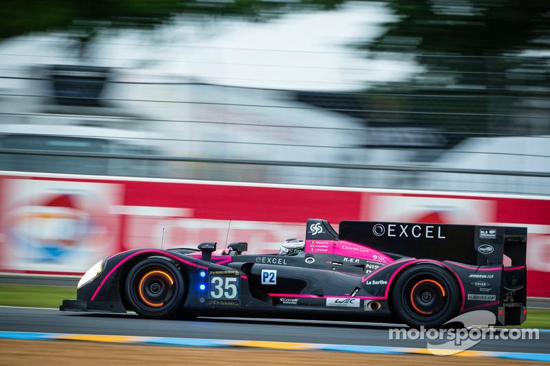 Zytek Nissan wins at Le Mans