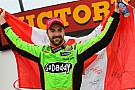 Hinchcliffe takes dominant win in Iowa
