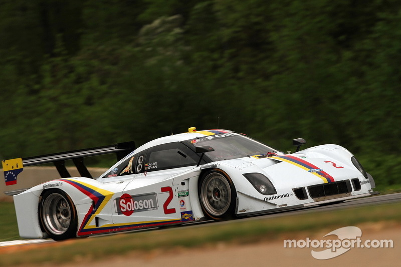 Bourdais and Kaffer join Starworks for Six Hours of The Glen