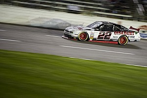 Keselowski wins rain-shortened race at Kentucky