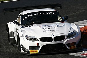 Blancpain Endurance Practice report Saturday action in Paul Ricard for the Blancpain Endurance Series drivers