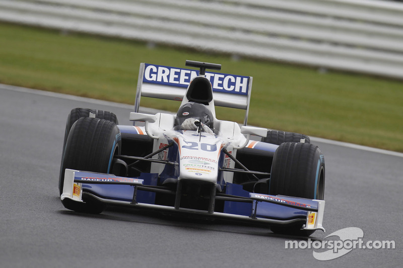 Hard luck for Trident Racing at Silverstone race 1