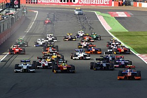 GP2 Preview Title race heats up heading to the Nurburgring