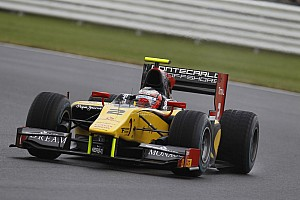 GP2 Qualifying report Beautiful pole position for Richelmi at the Nurburgring