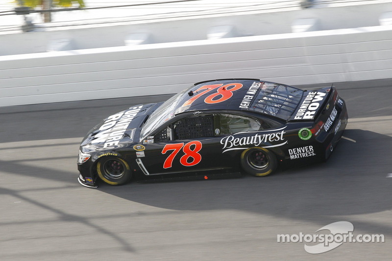 Kurt Busch finishes 6th in Daytona and jumps to 9th in driver points