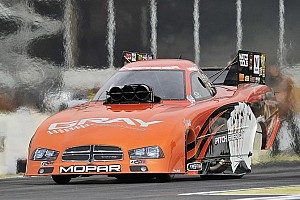 NHRA Race report alBalooshi, Gray, Edwards and Smith earn victories at Motorsports Park in Norwalk