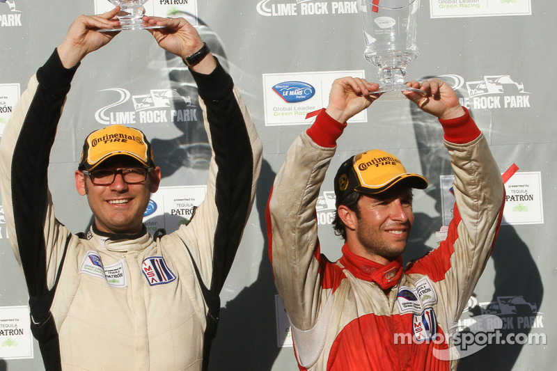 Ende victorious in heat of Lime Rock