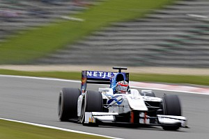 GP2 Race report A weekend to forget in Nurburgring for the Barwa Addax Team