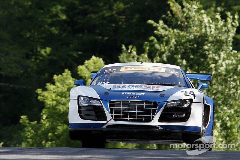 Mixed results in Lime Rock for Ende and Thompson at Lime Rock