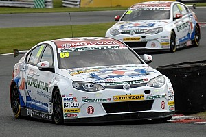BTCC Testing report Tordoff tops the times on opening test day at Snetterton