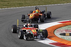 F3 Europe Qualifying report Qualifying at Norisring a close affair