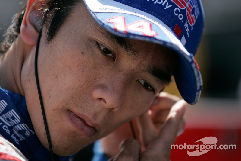 INDYCAR places Takuma Sato on probation