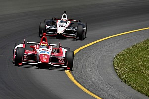 IndyCar Race report Justin Wilson rallies to top-10 finish in Toronto