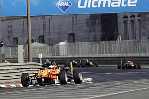 F3 Europe Race report Rosenqvist can also win at Norisring