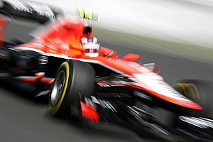 Marussia F1 Team return to Russia for Moscow City Racing