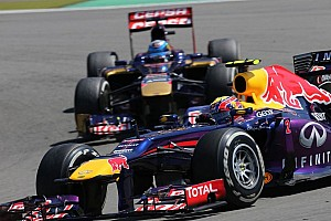 Formula 1 Breaking news Webber's seat the main act in 2014 'silly season'
