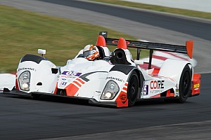 ALMS Qualifying report CORE shows record pace in Canada