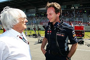 Formula 1 Breaking news Ecclestone insists 2014 calendar to have 20 races