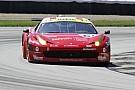 Jeff Segal gives R.Ferri/AIM Motorsport Racing with Ferrari its first race win in the Brickyard GP